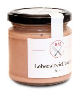 Moosmann Leberstreichwurst FEIN